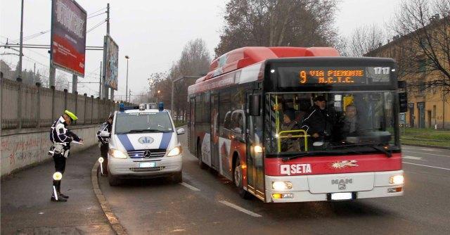 Reggio Emilia bus