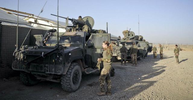 """Isis, l'Italia invia aerei cisterna. """"Ma anche cacciabombardieri AMX e forze speciali"""""""