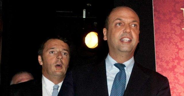 """Unioni civili, Alfano stoppa Renzi: """"Pensare prima alle famiglie"""""""