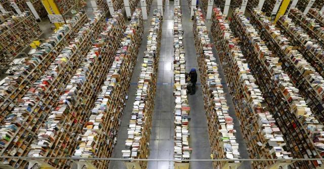 E-commerce, Amazon spedirà i pacchi ancora prima di ricevere gli ordini