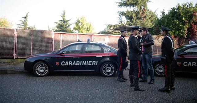 Carabinieri Monza