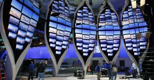 Ces 2014, novità a Las Vegas: tablet curvi e boom delle stampanti in 3D