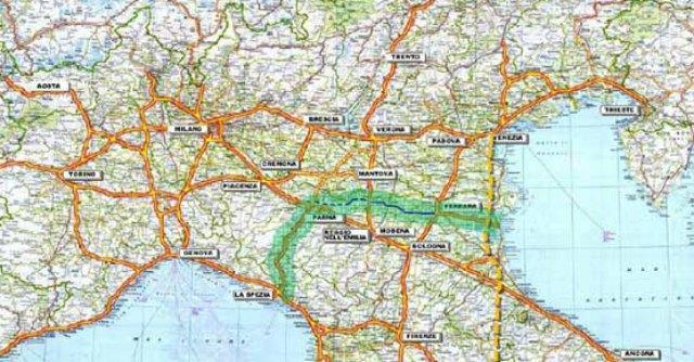 """""""Stop all'autostrada Cispadana"""", petizione online dei cittadini per fermare Errani"""