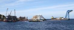 Demolizione Concordia:guerra tra porti italiani,ma Costa si gioca la carta turca