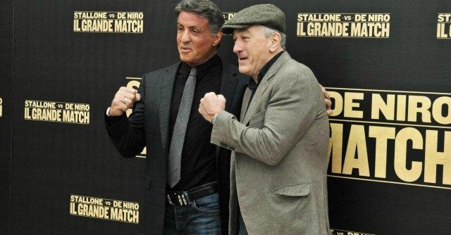 Sylvester Stallone e Robert De Niro