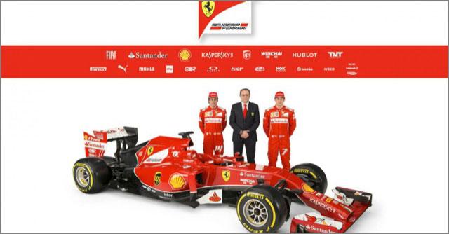 Nuova Ferrari F14T,  il nome scelto dalla rete – Fotogallery