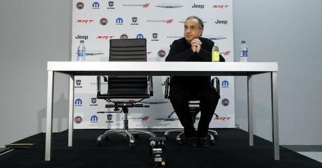 Marchionne cerca un partner per Fiat Chrysler