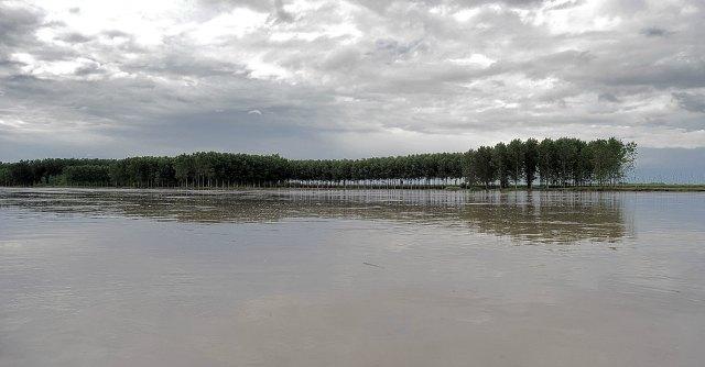 Maltempo a Modena, evacuate frazioni in provincia: allerta su Secchia e Panaro