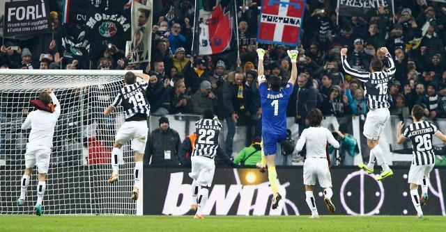 Serie A, anche la Roma si arrende alla Juve: le mani bianconere sullo scudetto
