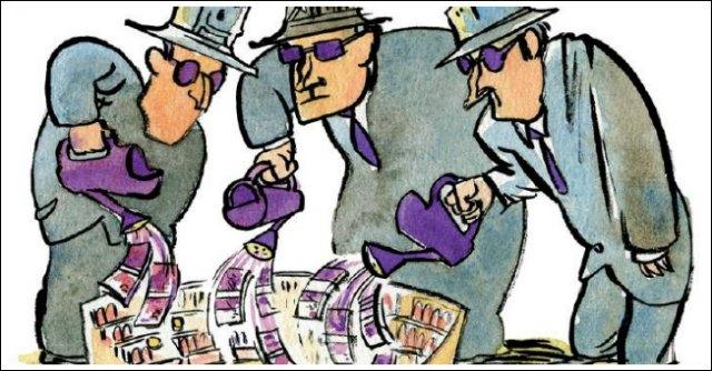 Finanziamenti dai privati alla Casta: 61 milioni delle lobby per foraggiare i politici