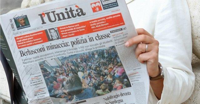 L'Unità, sciopero il 2 maggio contro tagli e per rilancio. Il Pd promette sostegno