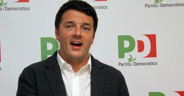 """Lavoro, Renzi: """"Entro 8 mesi nuovo codice, riduzione del numero di contratti"""""""