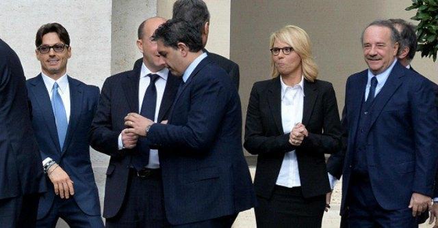 Mediaset: Confalonieri, Pier Silvio e Maria De Filippi in udienza privata dal Papa