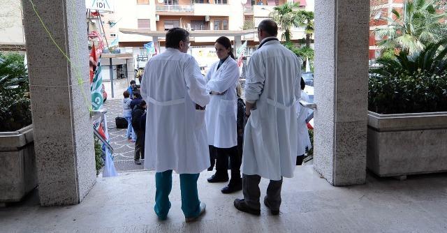 MEDICI IN PROTESTA