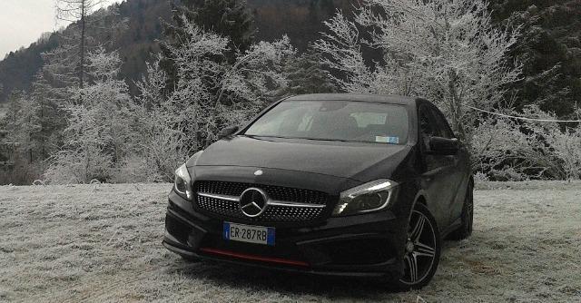 Mercedes Classe A, compatta tra tecnologia e lusso – Le prove su strada del Fatto