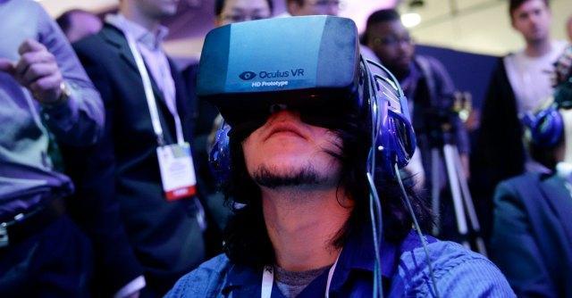 Ces 2014 - Oculus Rift