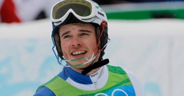 Sochi 2014, lo slalomista Giuliano Razzoli verso le Olimpiadi invernali