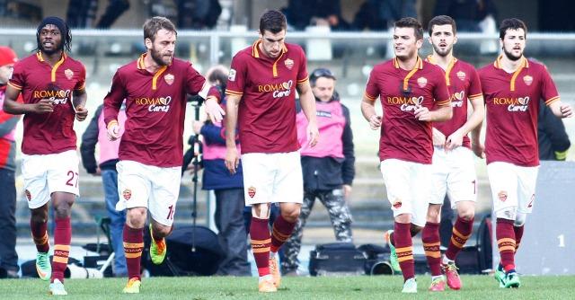 Roma - Gol Gervinho