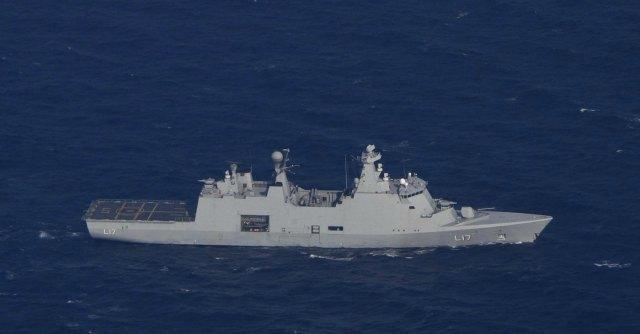 Siria nave danese