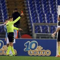 Giornata nera per Buffon: rigore ed espulsione