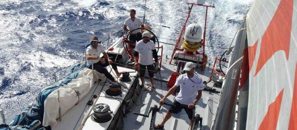 Cape2Rio, a cinquecento dall'arrivo previsto tra il 14 e il 15 gennaio