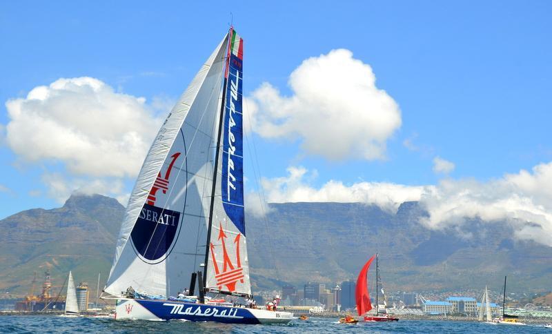 Cape2Rio Yacht Race, partiti in testa!