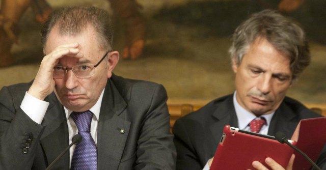 Banche e imprese, un anno di agonia per i poteri forti italiani