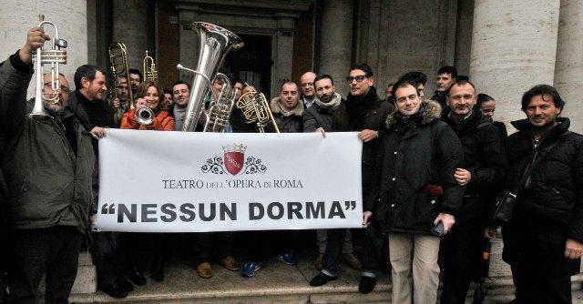 """Opera di Roma, sindacati contro i tagli: """"Blocchiamo produzioni, niente tournée"""""""