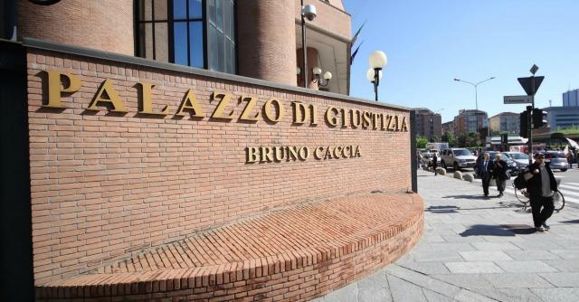 Palazzo di giustizia Torino