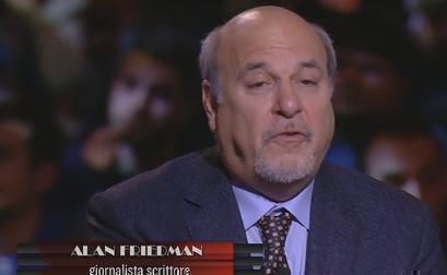 """Servizio Pubblico, Friedman: """"Quale alternativa alla staffetta Renzi-Letta?"""""""