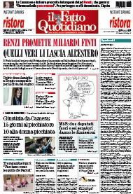 Renzi promette miliardi finti. Quelli veri li lascia all'estero