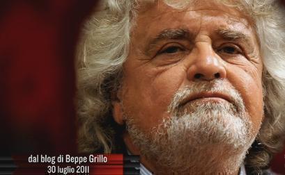 Servizio Pubblico, Grillo su Napolitano nel 2011 e nel 2014