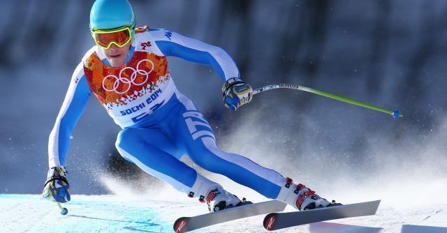 Sochi 2014, Innerhofer argento in discesa libera. Prima medaglia per l'Italia