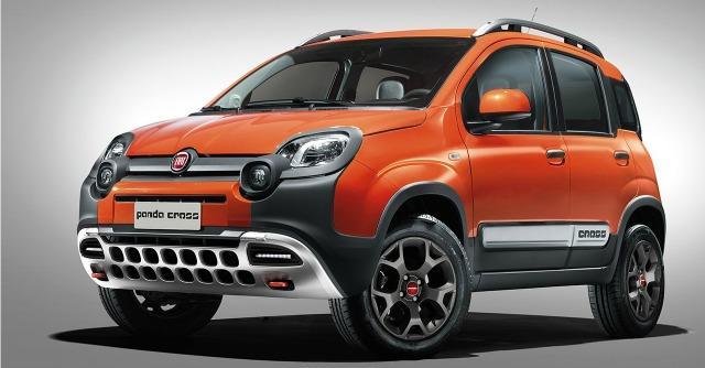 Fiat Panda Cross, la mini 4×4 è una vera piccola fuoristrada. Anche nel look