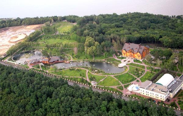 Yanukovich Kiev