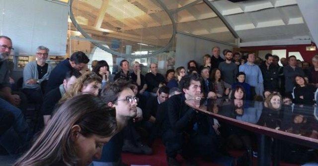 """Libération in rivolta, la provocazione: """"Siete nel 21esimo secolo, adattatevi"""""""