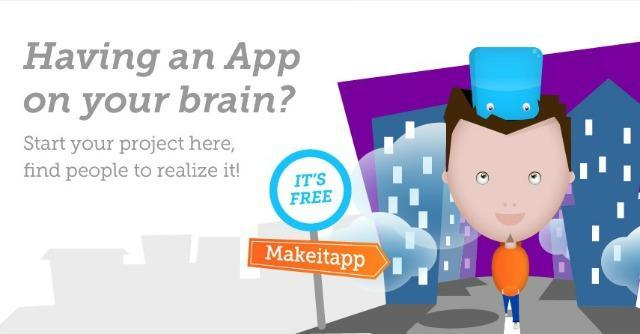 App: nasce Makeitapp, il social network per creativi e sviluppatori