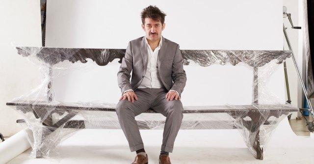 """Peppe Voltarelli presenta il """"Caciocavallo di bronzo"""": """"Sogno di sedurre gli annoiati"""""""
