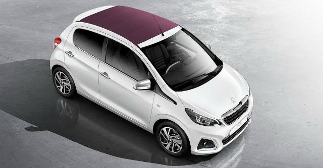 """Peugeot-Citroën e Toyota rinnovano le loro citycar. Si parte con la 108 """"modaiola"""""""
