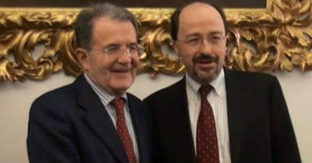 Prodi ed Emmot