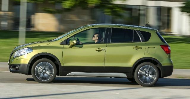 Suzuki S-Cross, prova di consumo: il crossover 'beve' meno di una citycar