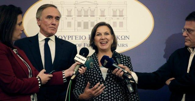 """""""L'Unione europea si fotta"""", l'audio della diplomatica che imbarazza gli Usa"""