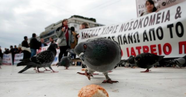Eurocrisi, il libro che fotografa Atene trascandali, degrado estorie d'onore