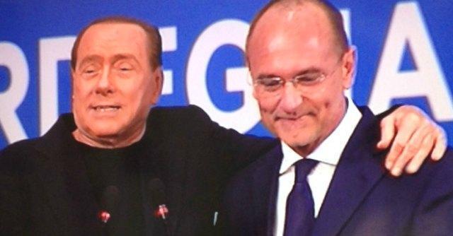Berlusconi e Cappellacci