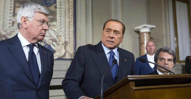 """Governo Renzi, diretta – Consultazioni, Berlusconi: """"Opposizione responsabile"""". Alfano: """"Serve tempo, 48 ore non bastano"""""""