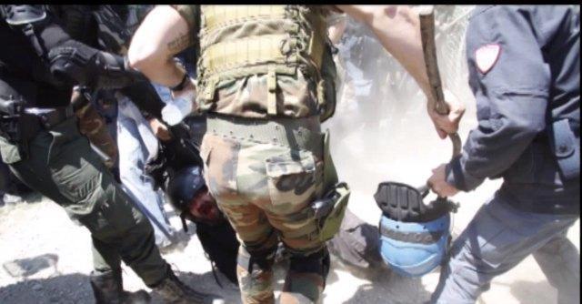 No Tav, carabiniere a giudizio per lesioni ai danni di un dimostrante