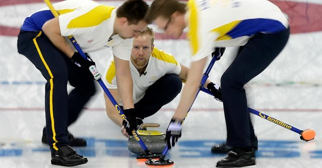 Sochi 2014 - Curling