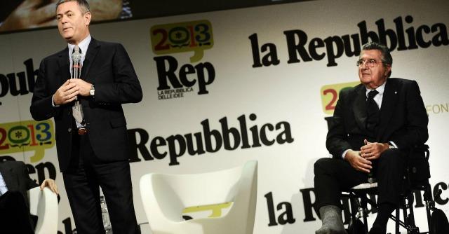 Crisi Repubblica, trovato l'accordo. Alla porta i 58 giornalisti più anziani