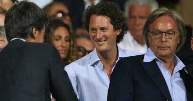 """Della Valle: """"Elkann imbecille. Referendum per chiederci se lo vogliamo in Italia"""""""