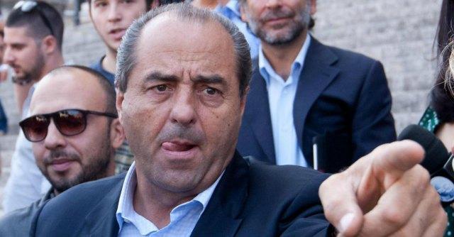 """Bologna, Di Pietro: """"Senato non sarà parte civile contro B.? Squallido e umiliante"""""""